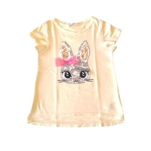 H&M Girl's T-shirt - size 6-8